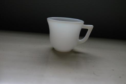 Tea cup, by Cynthia Via