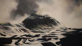 Lowell B. Nesbitt; Mt.Etna.